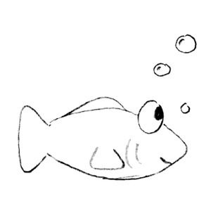 fish sandwich clipart